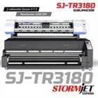 Impresora de sublimacion profesional para banderas STormjet TR3180