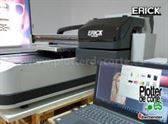 Erick 6090UV impresora plana profesional con tinta blanca y barniz