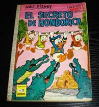 Comic Dumbo nª 29 el secreto de hondorica