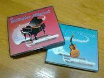 VENDO CDs ORIGINALES CON CANCIONES MAGICAS AL PIANO Y A LA GUITARRA