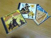 VENDO CDs ORIGINALES CON CANCIONES DEL OESTE Y MAS