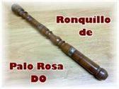 VENDO RONQUETA DE PALO ROSA EN DO II PARA GAITA       II