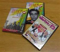 VENDO DVDs DE HUMOR ESPAÑOL