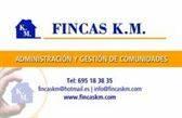 Administracion de fincas y comunidades de propietarios