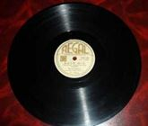 CARROLL GIBBONS-solo mia-disco de pizarra
