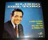 Eliseo del Toro ..single años 60