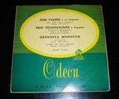 Vinilo single  ODEON años 50