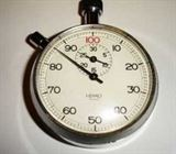 Cronometro HERMO  suisse -antiguo