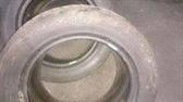 Pareja de gomas dunlop 245/50z16,