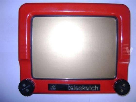 Telesketch años 80