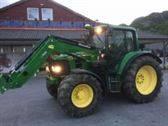 Tractor John Deere 6430 AP año: 2009