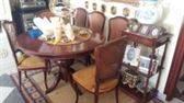 Venta de mobiliario de casas tipo clásico