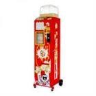Máquina vending de palomitas Natural Pop, llamativa y muy rentable para su negocio.