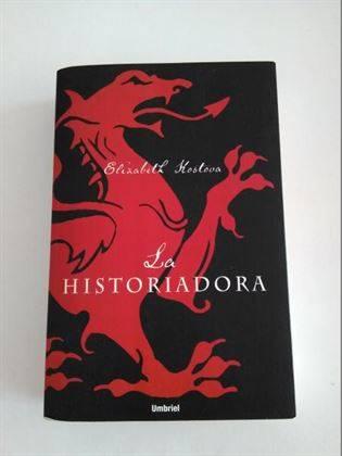 La Historiadora de Elizabeth Kostova