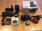 Canon EOS 60D Cámara Digital SLR de 18.0MP - Negro (Kit