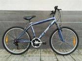 Svg Bike con Amortiguador