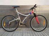 Bici Boomerang con Amortiguador