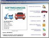 Programa para talleres mecanicos gratuito, version LITE