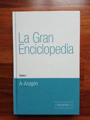 Primer Tomo de la Enciclopedia Vocento