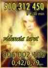 LINEA DIRECTA 806 002 109 Coste min.0,42/0,79 cm € min. VIDENCIA Y TAROT