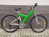 Bici Marca Pininfarina de Aluminio