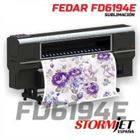 OFERTA UNIDADES LIMITADAS CON DESCUENTO impresora de sublimacion gran tamaño 190 cm rapida