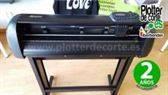 Nuevo plotter de corte con lapos laser de posicionamiento corte de contornos OFERTA LIMITADA