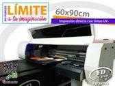 Impresora para rigidos 60x90 cm impresion directa en boligrafos mecheros pendrives etc