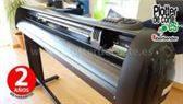 NUEVO plotter de corte gran formato Refine CC 1350 economico profesional rotulos vinilos