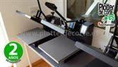 Nueva prensa termica PA38 economica profesional 38x38 cm OFERTA LIMITADA
