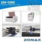Cortadora laser profesional Domax DM1390 UNIDADES LIMITADAS