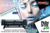 Nueva impresora ecosolvente gran formato 320 cm lona photocall vinilos gigantografia