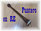 VENDO PUNTERO EN TONO MUSICAL RE PARA GAITA